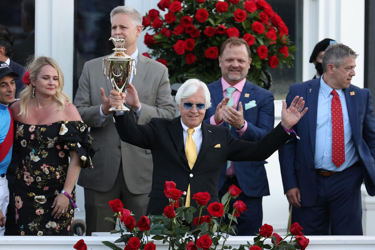 Kentucky Derby champion Medina Spirit fails drug test
