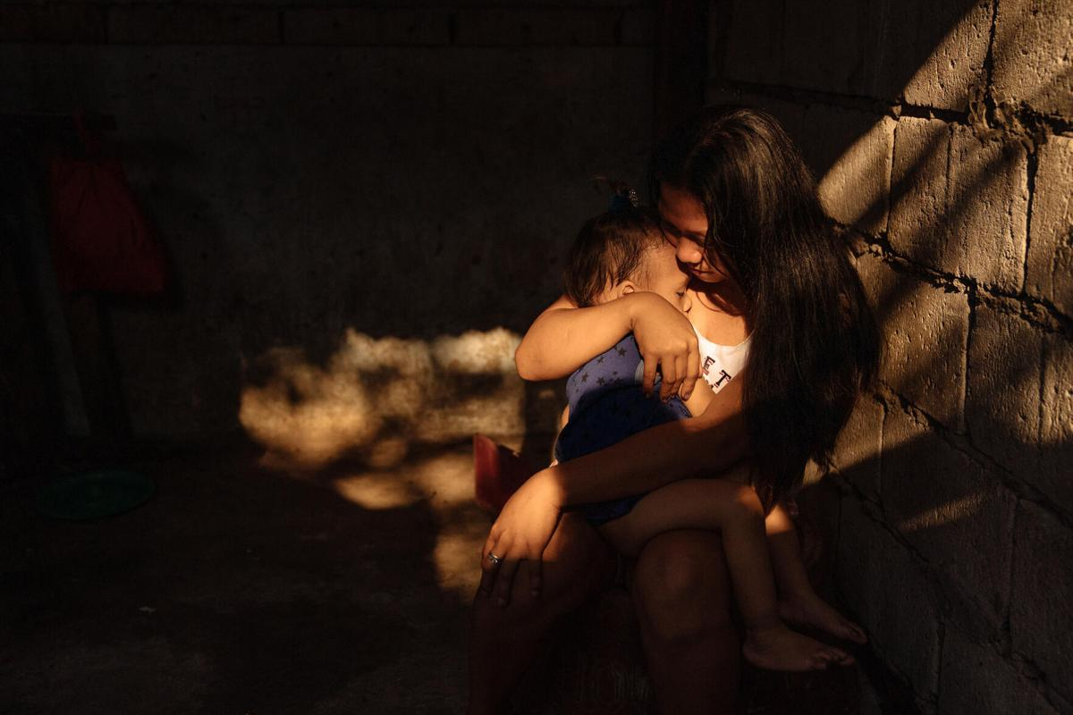 The Philippines' drug war is putting more pregnant women behind bars. What happens to their children?