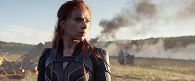 Johansson finally gets her Marvel closeup
