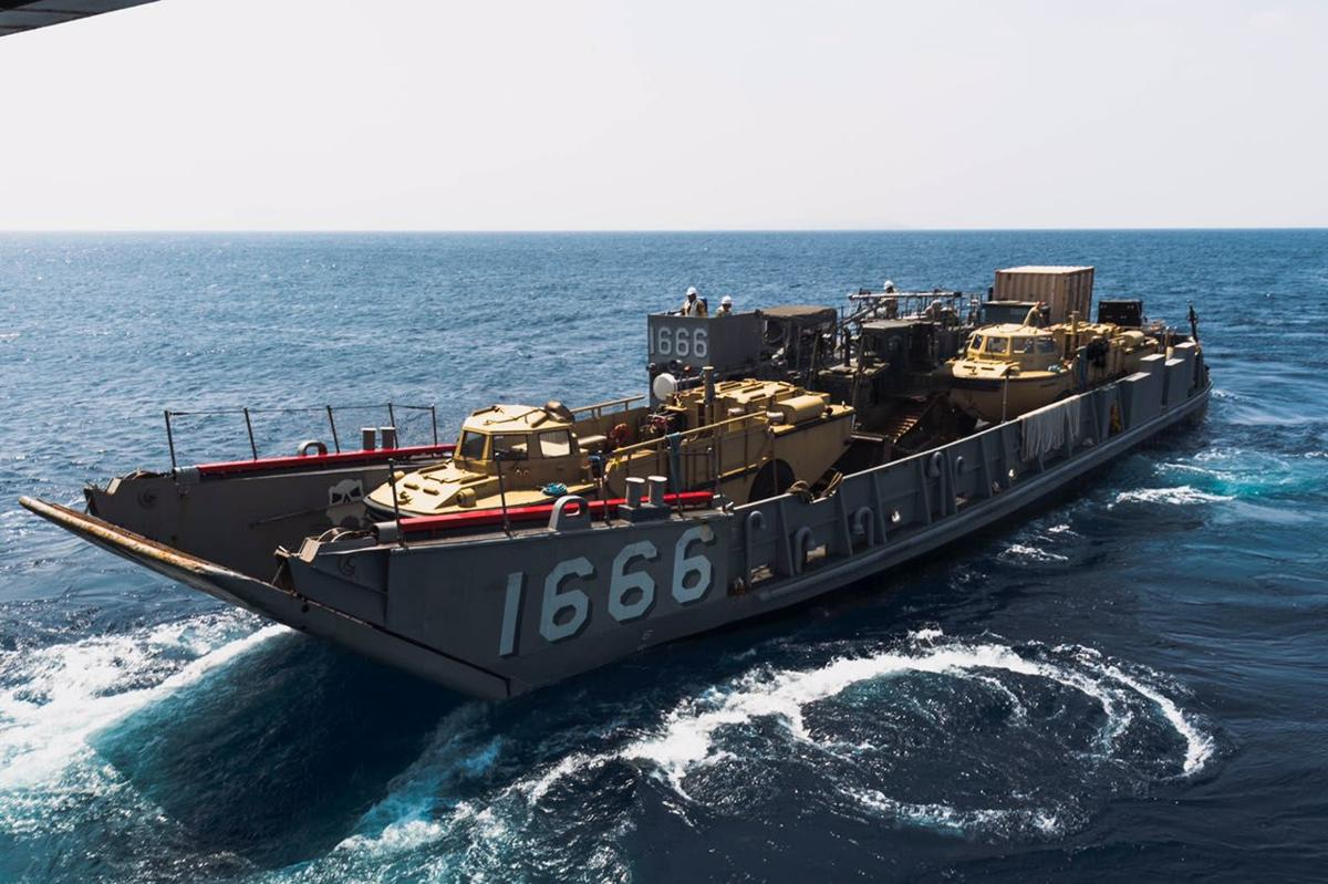 French, British resume military exercise in Guam