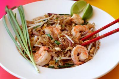 Pad Thai: Thailand's ever-popular street food