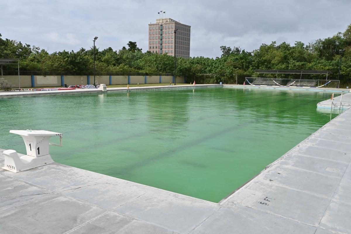 GovGuam shoots down new Hagåtña pool proposal