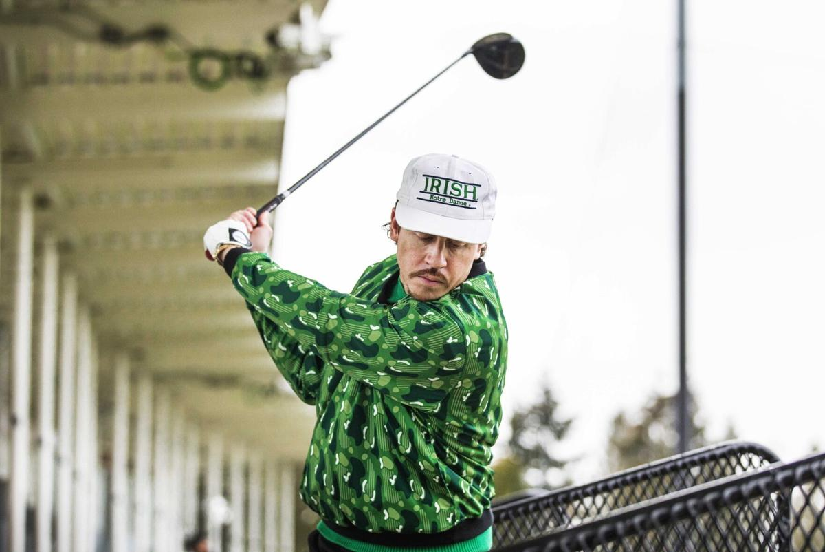 Macklemore's obsession with golf is leading him to try to shake up the sport