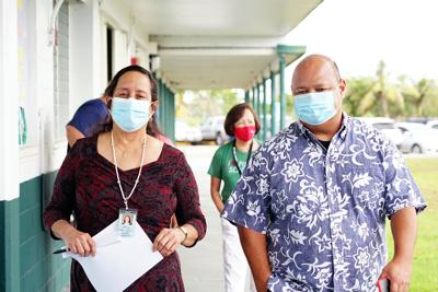 Teacher well-being is key to safely returning GDOE students to school
