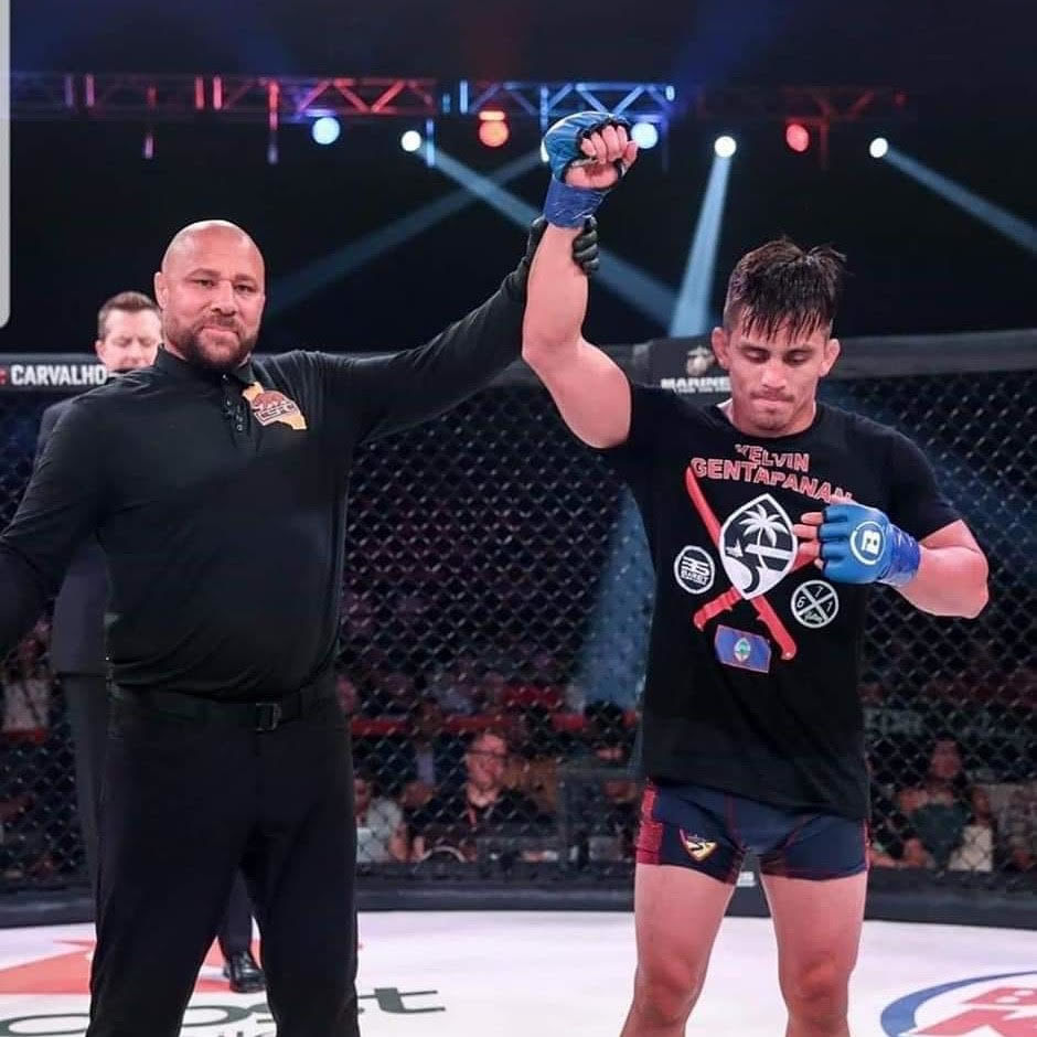 Gentapanan wins Bellator debut