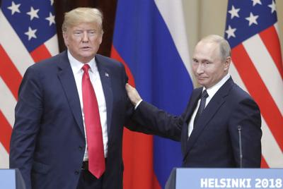 Putin: Trump visit to Moscow for military parade would be 'right step'
