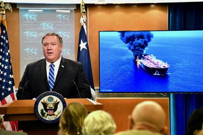 Suspected attacks on tankers stoke worry about US-Iran conflict