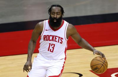 Rockets trading unhappy superstar James Harden to the Nets in four-team blockbuster