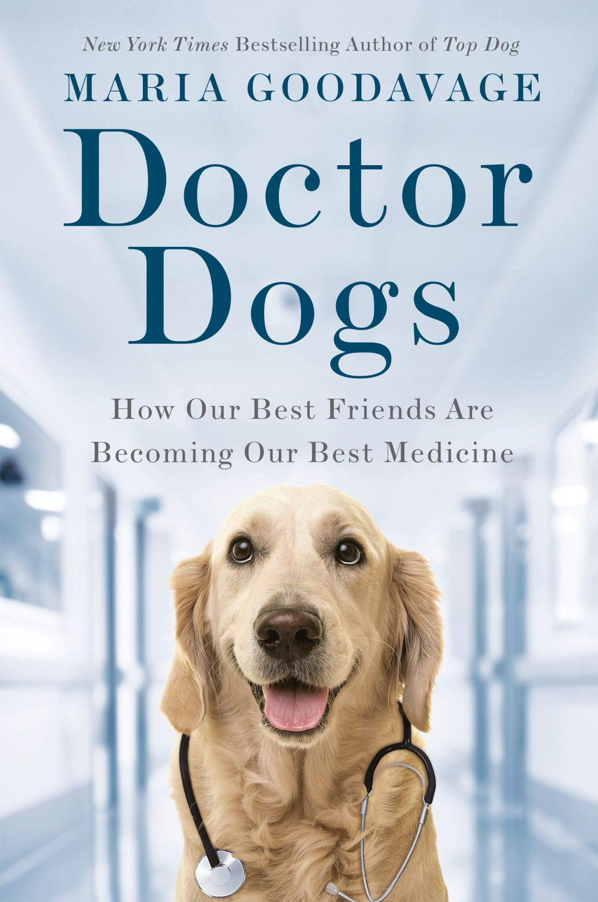 'Doctor Dogs' is medicine for heart, soul
