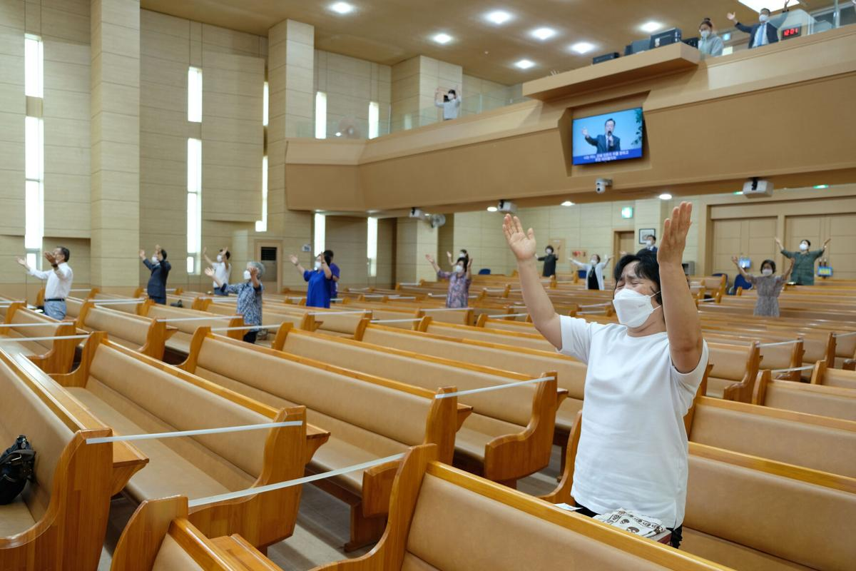 Churches have become SKorea's COVID battleground