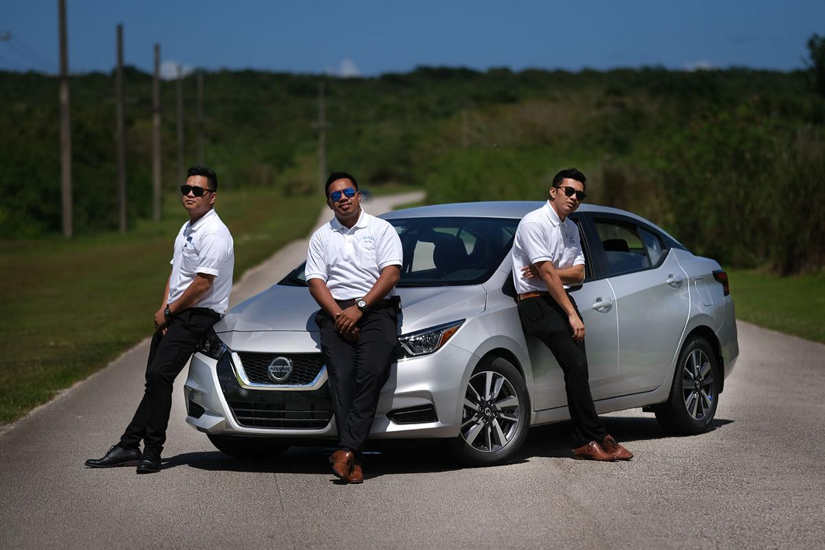 Nissan Guam introduces new Versa