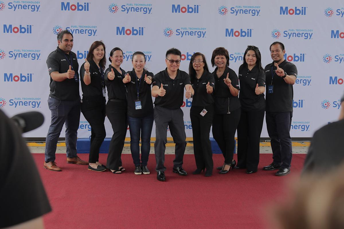 Mobil launches new look, new fuel formulations