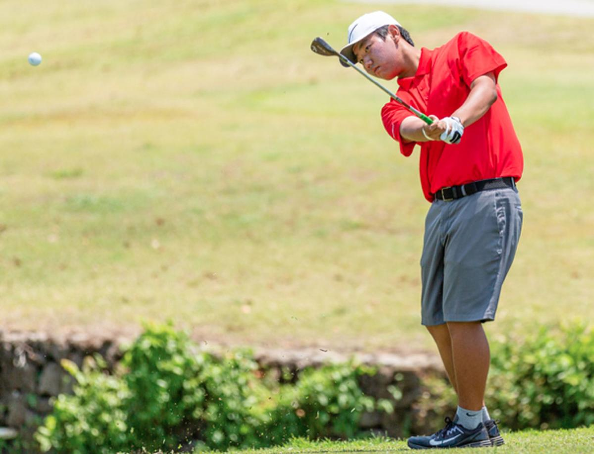 Team Marianas earns golf title in Philippines
