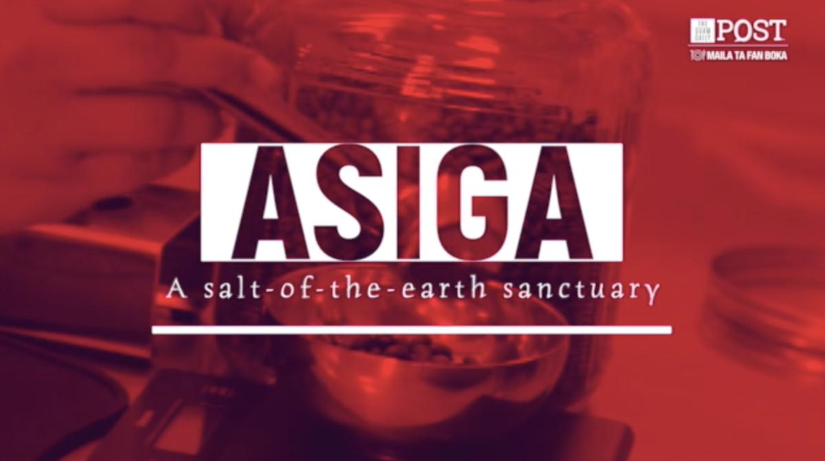A salt-of-the-earth sanctuary