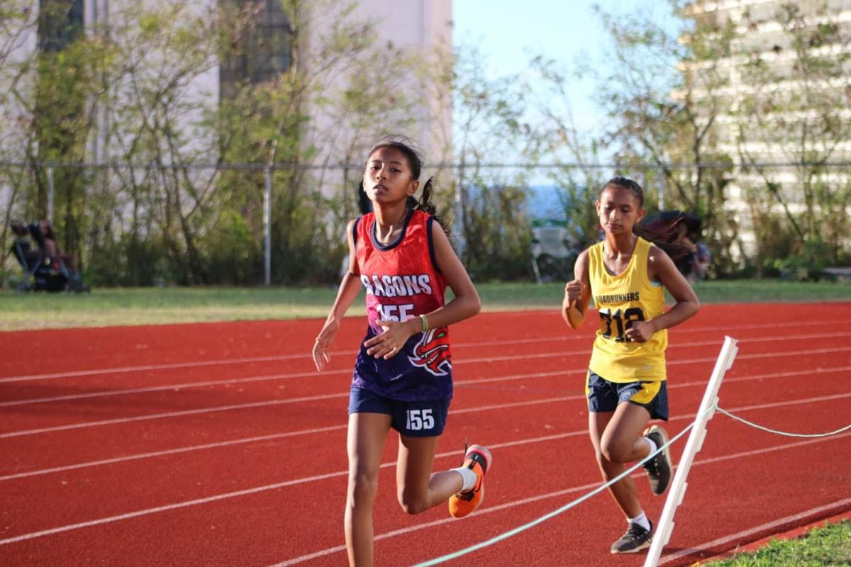 Dragons, Wildcats claim track titles