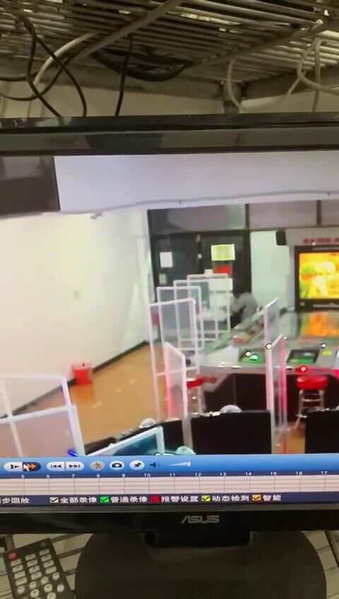 Police search for 2 men who beat then stole from game room security guard