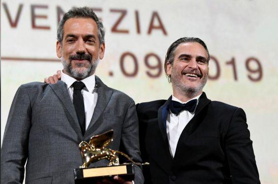 'Joker' wins Golden Lion in Venice festival