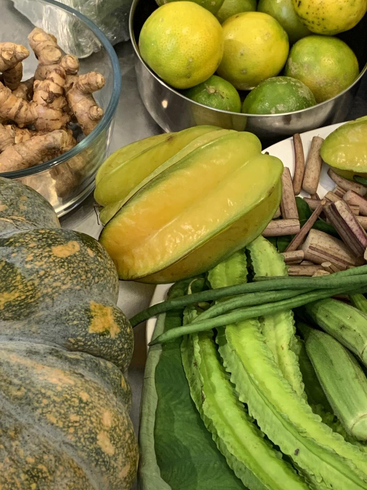 Culinary workshop to highlight local produce, ties between food and culture