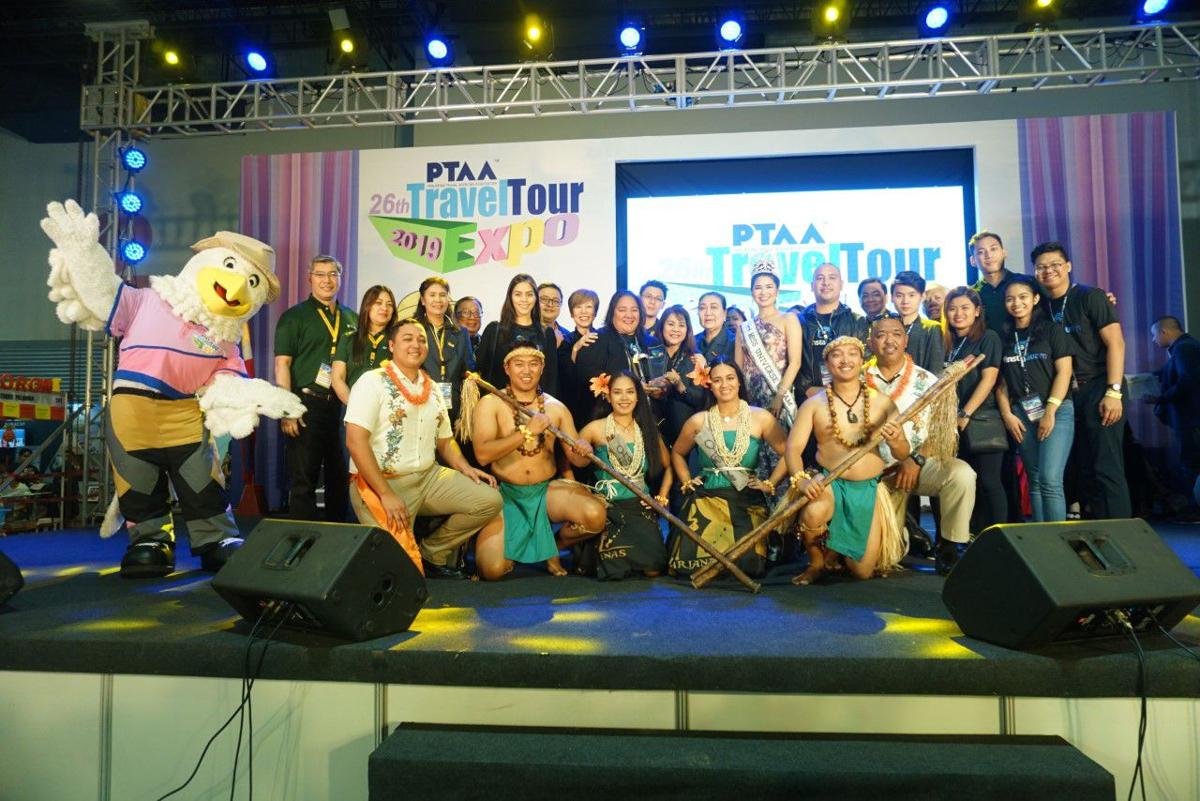 Guam wins Best Performance at travel expo