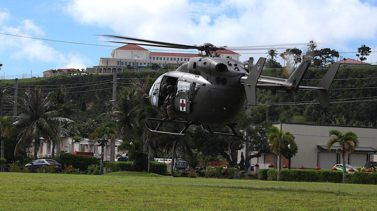 Guam Guard to open $4.8M helicopter facility
