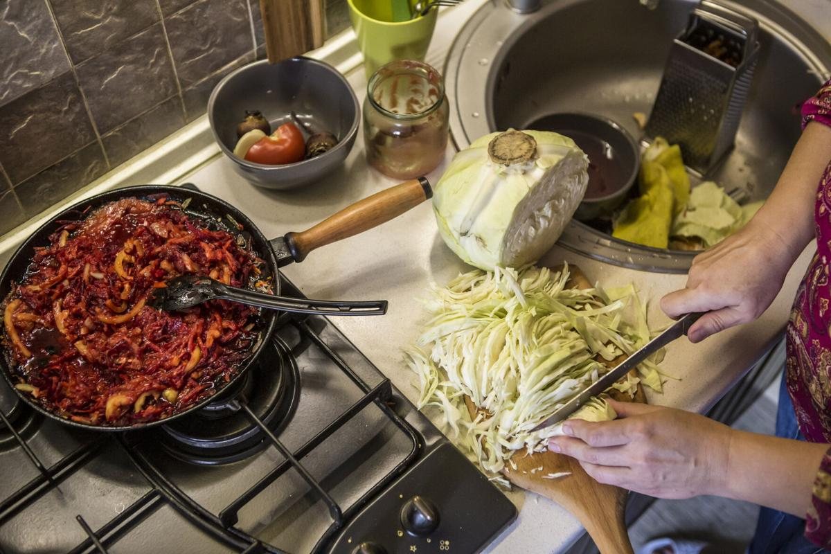 Ukraine seeks UN cultural status for beloved borscht. A culinary spat with Russia could be brewing