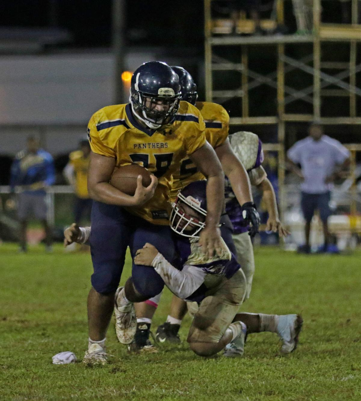 Geckos beat Panthers in semifinals 20-7