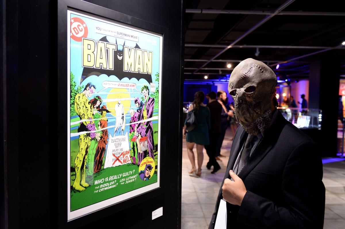 Comic-Con feels Hollywood squeeze (FOR USE WITH THIS STORY ONLY)