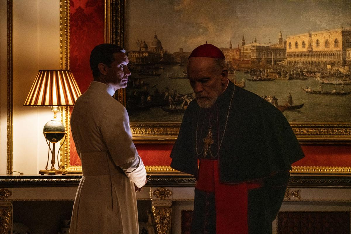 HBO's 'The New Pope' has all style, no substance