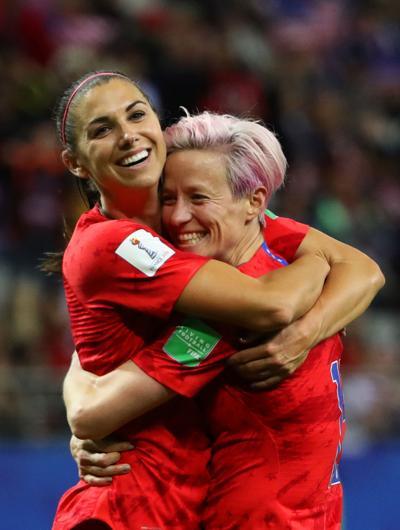 US win was worth celebrating