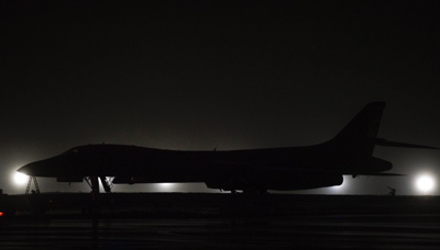 Air Force deploys bombers, airmen for deterrence missions