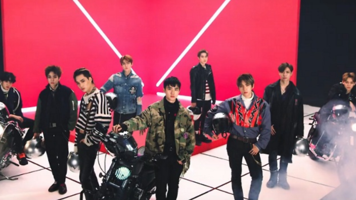K Pop Group Exo Unapologetic On Latest Album The Scoop