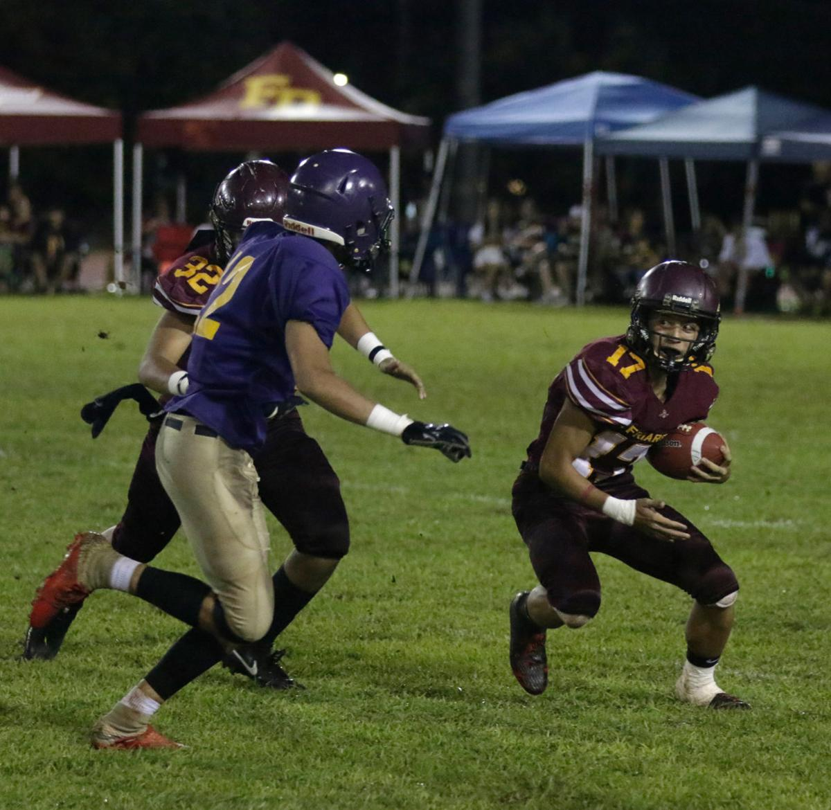 Calugay looks to kick off Team Alliance for private school football