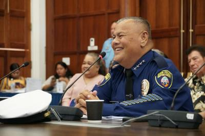 Guam police will train Palauan peers for conference