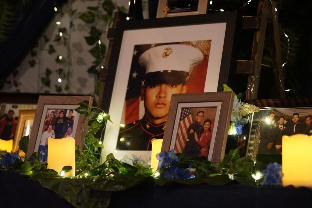 'The family just lost a star': Former Marine remembered - 1