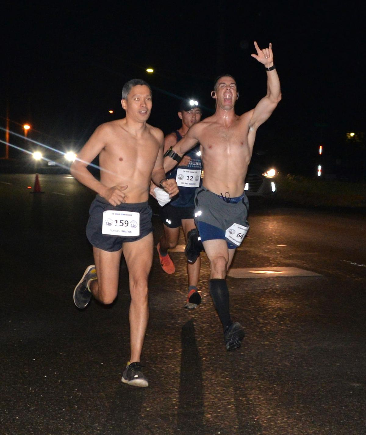 Matienzo, Lawrence tune up for 48th Annual GRC Håfa Marathon