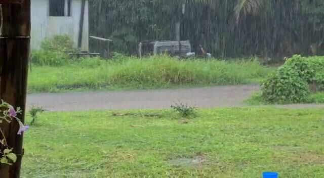 Flash flood warning issued for Guam