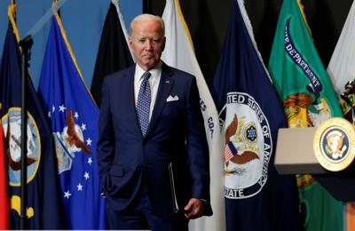 Biden faces promise, peril amid surging delta variant