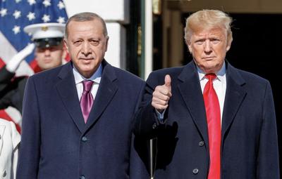 Trump, Erdogan fail to resolve conflicts