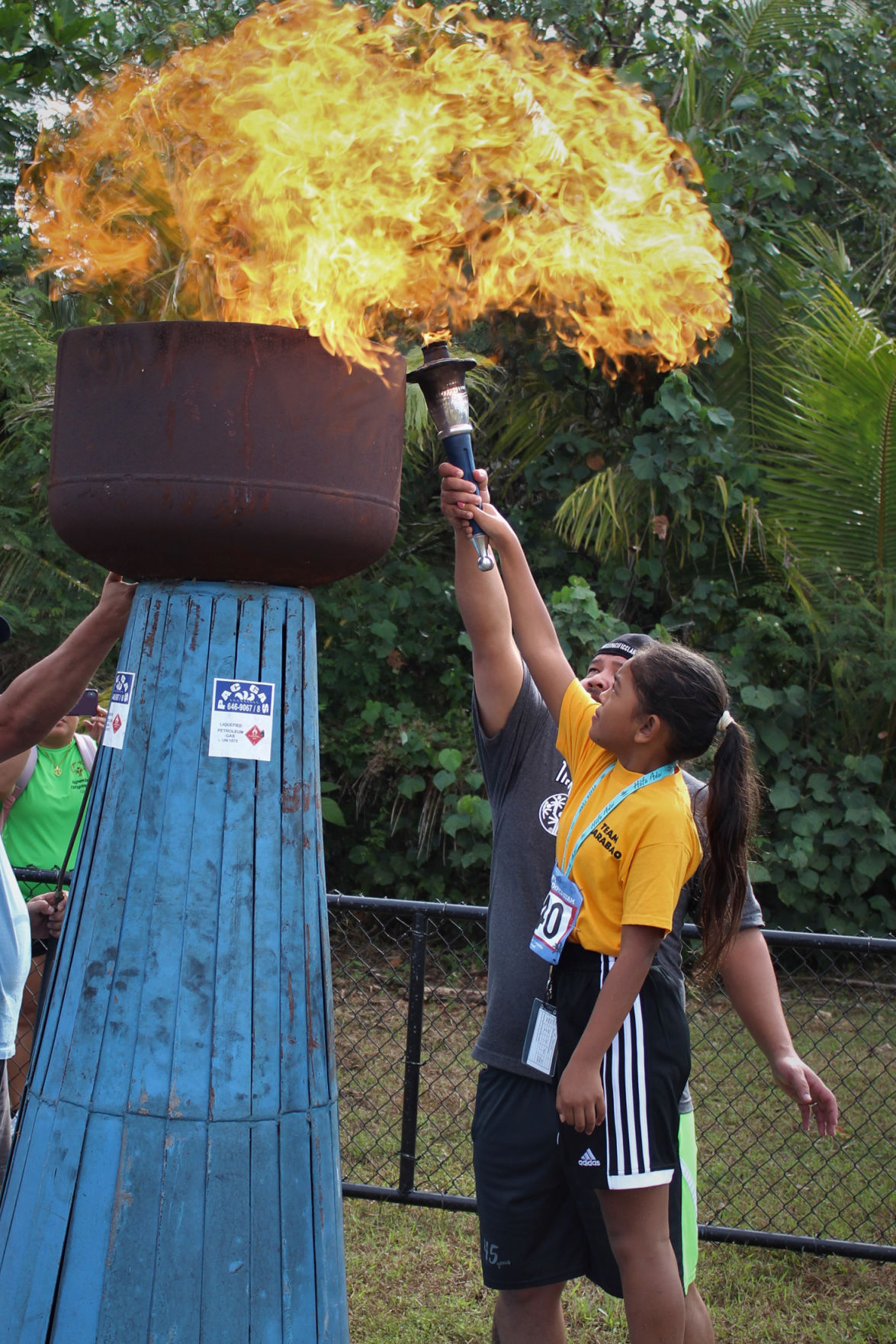 Special Olympics Guam looks to resume some events this year
