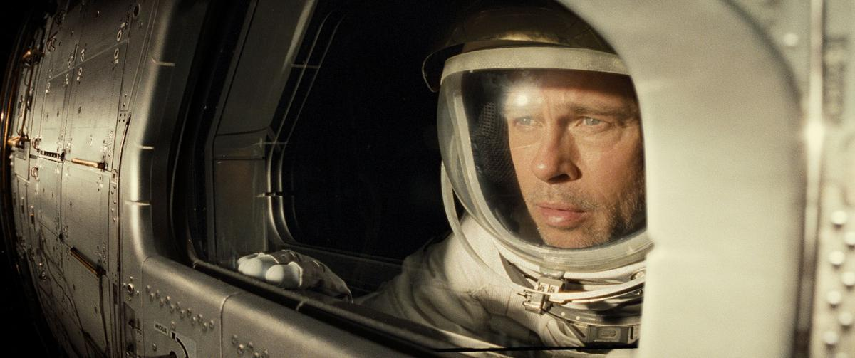 'Ad Astra' star Brad Pitt continues to question