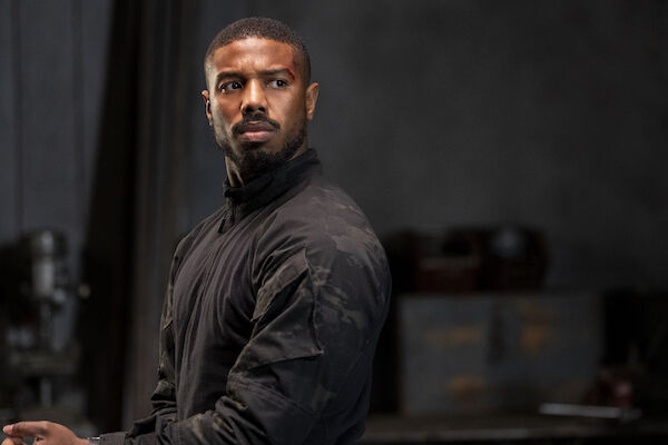 'Without Remorse' is a revenge thriller. But Michael B. Jordan just wants to give back