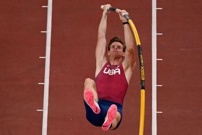 How Chris Nilsen became an improbable medalist