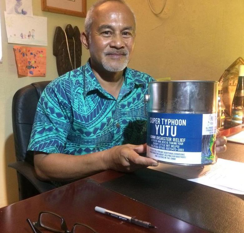 Guam expands efforts to help Saipan, Tinian