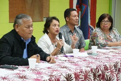 Senator asks Adelup for public safety plan