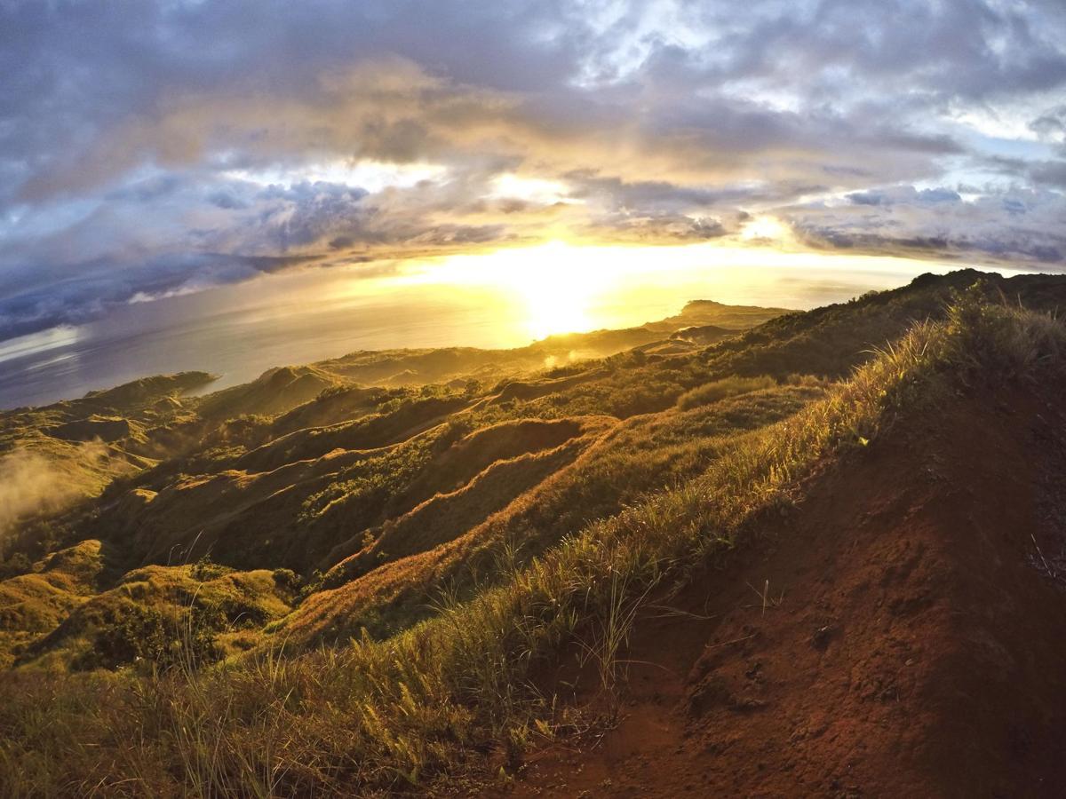 Hike the heavens