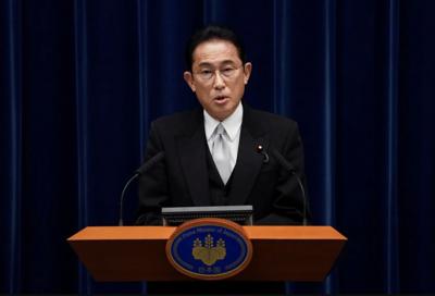 Kishida's offering to Japan war shrine angers neighbors