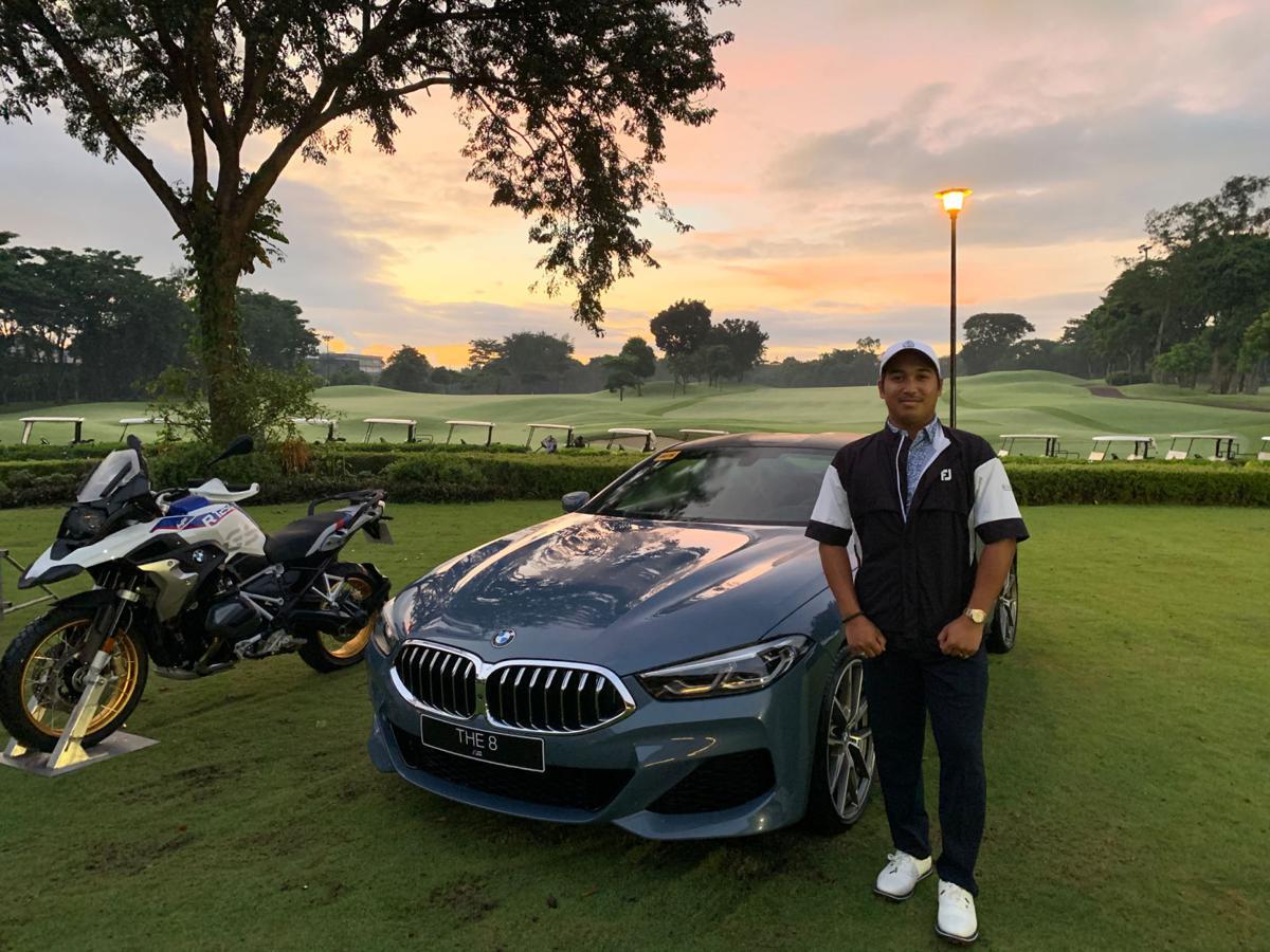 Vongjalorn excels at BMW tournament