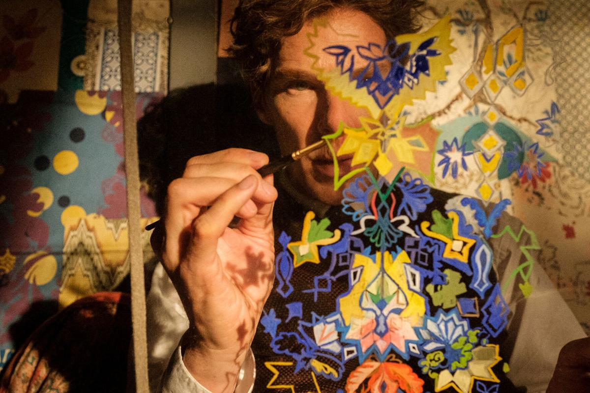 Cumberbatch delivers a portrait of a troubled artist in 'The Electrical Life of Louis Wain'