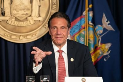 Report: Cuomo sexually harassed women, oversaw toxic workplace