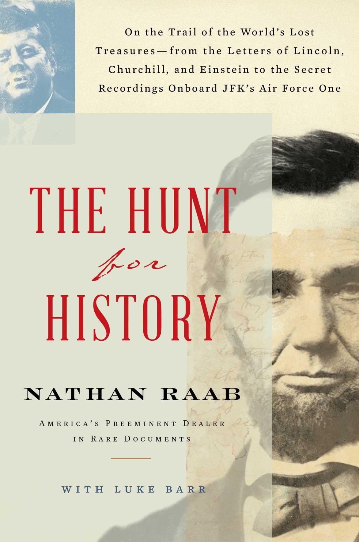 Raab's latest speaks to treasure hunters inside us all